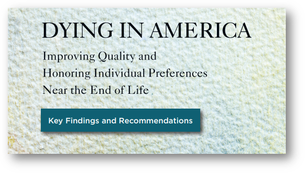 dying in america key findings