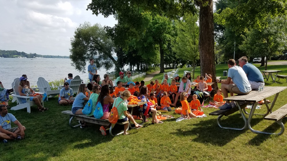Journeying Through Grief at Camp