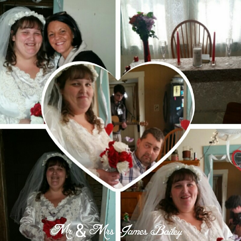 The Wedding of Jamie and Laurie