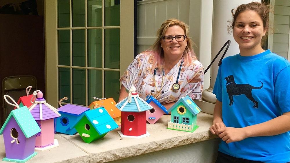 Carolyn's Birdhouses