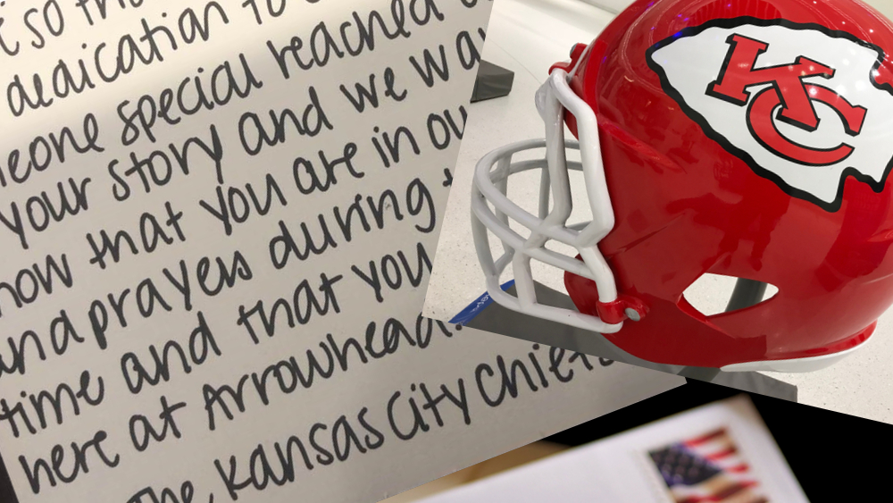 Mail From the Chiefs