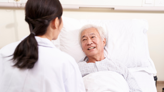 General Inpatient Hospice Care: Better Outcomes for Patients, Better Outcomes for You