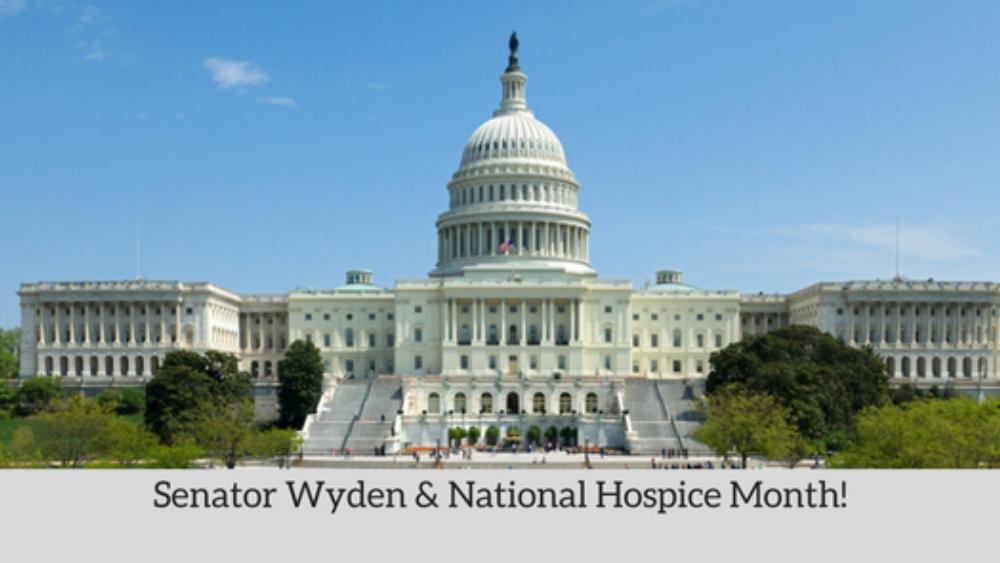 November 2016 Designated as National Hospice Month
